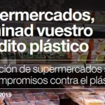 Supermercados, eliminad vuestro maldito plástico: Evaluación de supermercados según sus compromisos contra el plástico