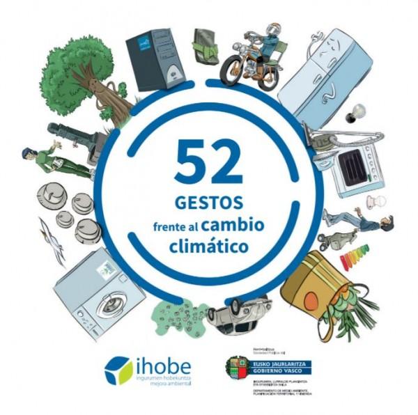 52 gestos cambio climatico