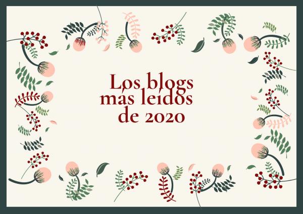 blogs mas leidos del año