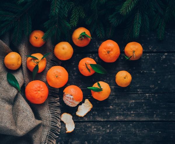 alimentos temporada diciembre
