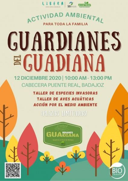 Taller Guardianes del Guadiana