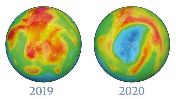agujero de ozono