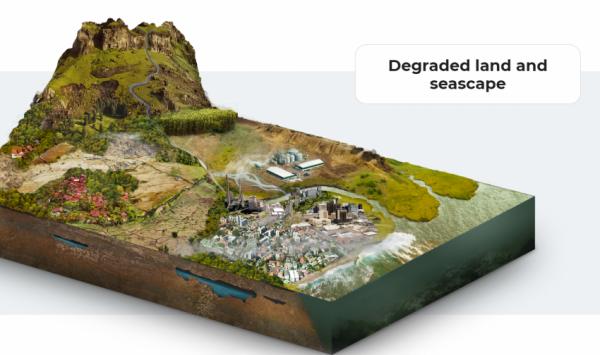 decenio restauración ecosistemas