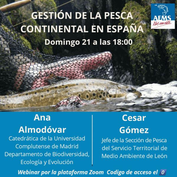 Gestión de la Pesca Continental en España
