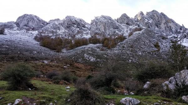 Cantuhuerta de Lebeña, en Cantabria