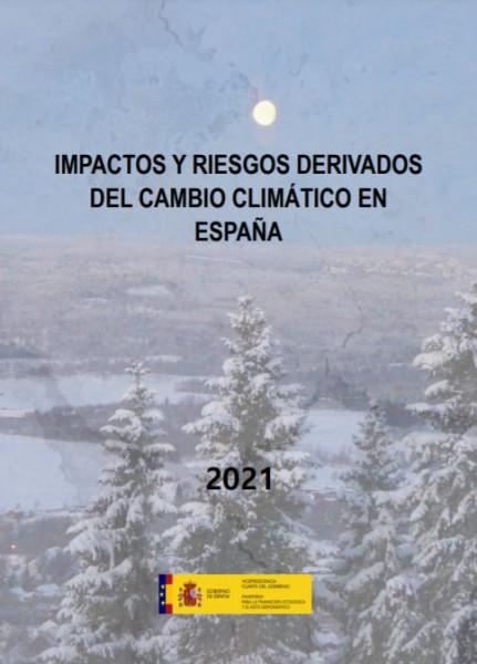 impactos y riesgos cambio climatico españa