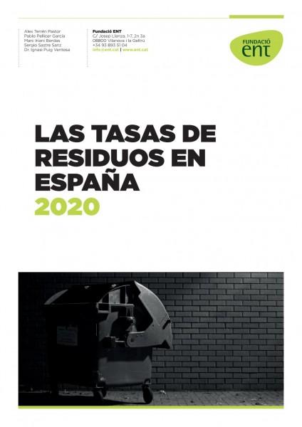 tasas residuos 2020