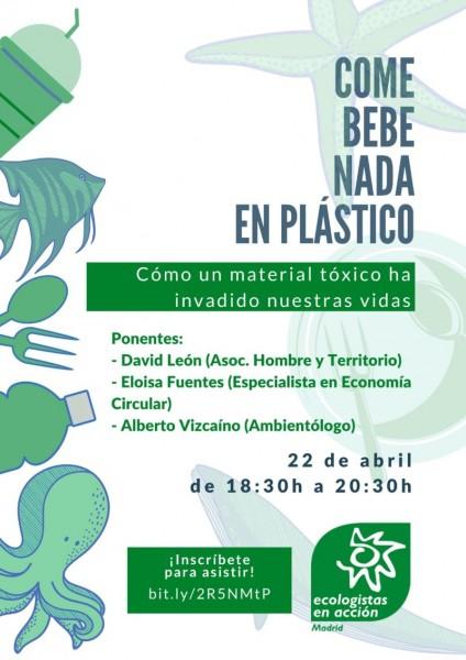 ecologistas plástico
