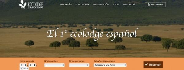 Ecolodge Cabañeros