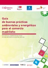 Guía de buenas prácticas ambientales y energéticas para el comercio madrileño