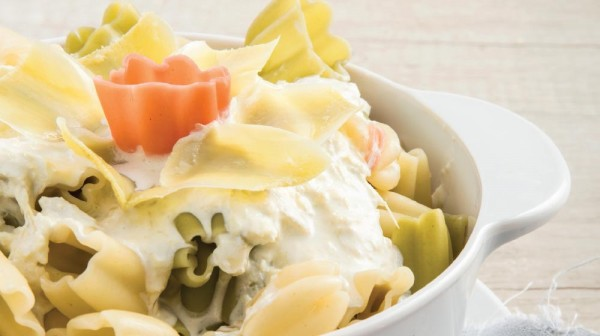 pasta-crema-alcachofa