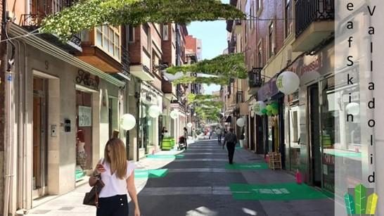 Valladolid ciudad verde
