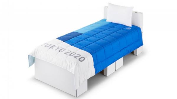 camas cartón