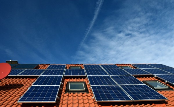 energía solar casa