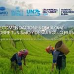 Recomendaciones de la OMT sobre Turismo y Desarrollo Rural