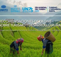 turismo y desarrollo sostenible