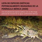 Especies Exóticas Invasoras en la Península Ibérica
