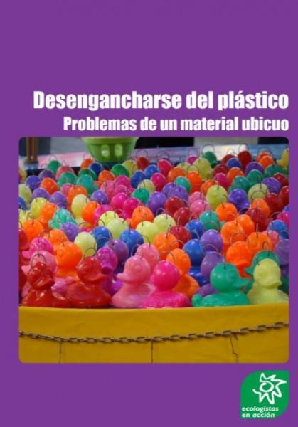 desengancharse plástico