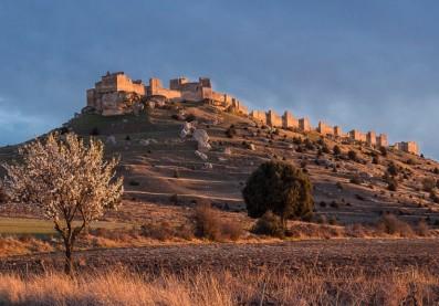Castillo de Gormaz, en Soria