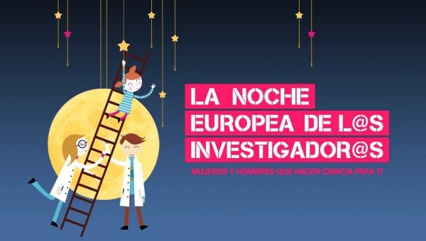 noche europea investigadores