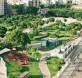 El 62 % de la población vive en áreas con menos espacios verdes de los recomendados