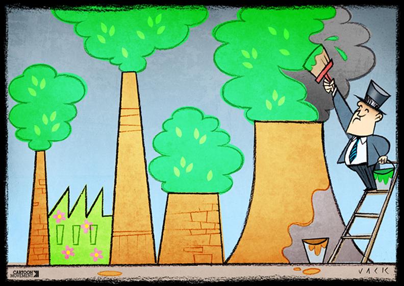 Resultado de imagen para greenwashing